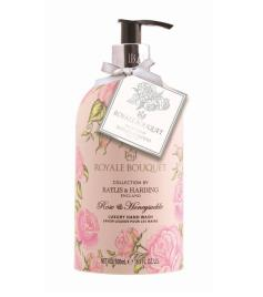 Royale Bouquet Baylis Hardin rosa sabão 500ml
