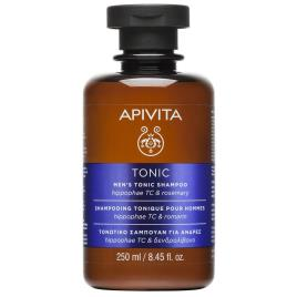 Apivita tonificante xampu para homens 250ml