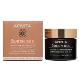 Abelha rainha Apivita dia textura rica 50ml de creme
