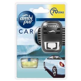AMBI PUR - Ambientador Para Automóveis Aqua Ambi Pur (7 ml)
