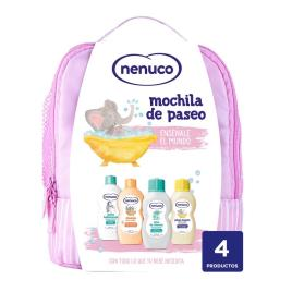 Conjunto de Perfume Infantil Nenuco (4 pcs)