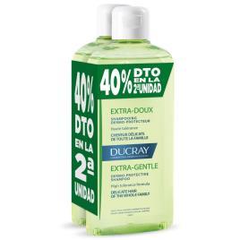 Shampoo Ducray Duplo balanceador 2 x 400 ml