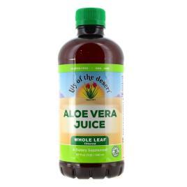 Suco de Aloe Vera 99,7% lrio do deserto 946ml