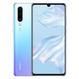 HUAWEI - Smartphone Huawei P30 6,1 FHD Octa Core 6 GB RAM 128 GB - Azul Claro