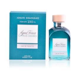 Perfume Homem Agua Fresca Citrus Cedro Adolfo Dominguez EDT - 230 ml