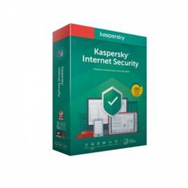 Kaspersky - Software Kaspersky Internet Security 2020 MD 5 User 1 Ano BOX