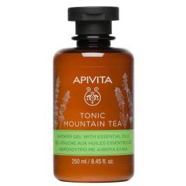 Apivita Gel de Banho Tonic Moutain Tea com Óleos Essenciais 250ml
