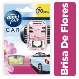 AMBI PUR - Ambientador Para Automóveis Ambi Pur (4,54 g)