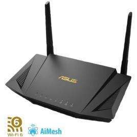 ASUS - ASUS Router RT-AX56U AX1800  Dual Band, 2 Antenas, Preto