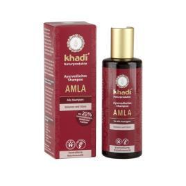 Shampoo Amla Volume e Brilho Khadi 210ml