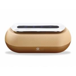 CONCEPTRONIC - CONCEPTRONIC - Dunkan 01GL Wireless Bluetooth Speaker - Gold