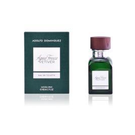 Perfume Homem Agua Fresca Vetiver Adolfo Dominguez EDT (60 ml) (60 ml)
