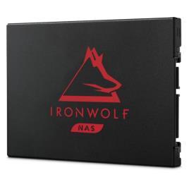 SEAGATE - SSD Ironwolf 125 2,5P 250GB SATA 6GB/s