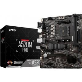 MSI - MSI - A520M PRO AM4 911-7D14-001