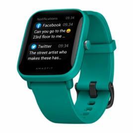AMAZFIT - Smartwatch Amazfit Bip U A2017 Verde