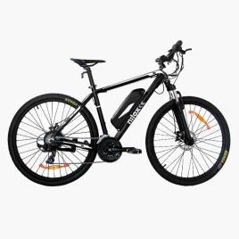NILOX - Bicicleta Elétrica Nilox X6 - Preto - E-Bike tamanho T.U.