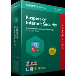 Kaspersky - Software Kaspersky Anti-Virus  2020 1 User 1 Ano BOX