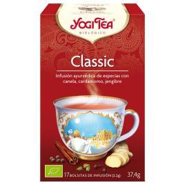 YOGI TEA - CLASSIC infusión 17 x 2,2 gr
