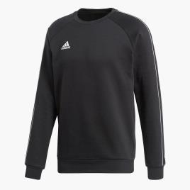adidas  Sweats Core 18 Sweat Top  Preto Disponível em tamanho para homem. EU XXL,EU S,EU M,EU L,EU XL.Homem > Roupas > Abrigo