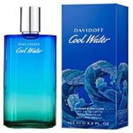 Davidoff - Perfume Homem Cool Water Summer 19 Davidoff EDT (125 ml)