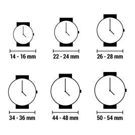SEIKO - Relógio masculino Seiko SPC143P1 (47 mm)