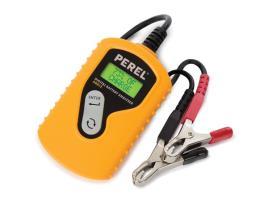 PEREL - Analisador de Baterias 12V Digital - PEREL