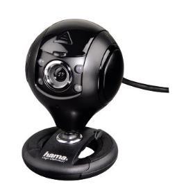 """HAMA - HAMA - Webcam HDpara PC com """"""""Spy Protect"""