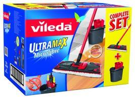 Ultramax da VILEDA: Balde com Espremedor