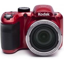 KODAK - Camara Fotográfica Kodak 16Mp Zoom 36X AZ365 Vermelha