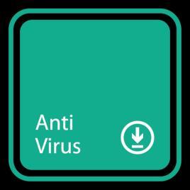 Kaspersky - Software Kaspersky Anti-Virus 1 Desktop 1Y RW LPack