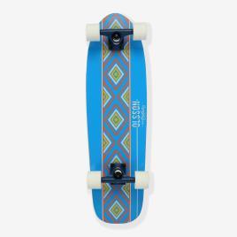 OLSSON AND BROTHERS - Skate Olsson Cruiser - Azul - Skate 30  MKP tamanho T.U.