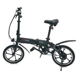 SK8 - Urban Beetle SK8  - Preto - Bicicleta Elétrica tamanho T.U.