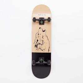 MITICAL - Skate Mitical Pro - Preto - Skate Unissexo tamanho UNICA