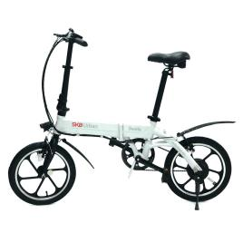 SK8 - Urban Beetle SK8 - Branco - Bicicleta Elétrica tamanho T.U.