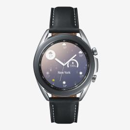 SAMSUNG - Smartwatch Samsung Galaxy Watch 3 41mm - Preto - Relógio tamanho T.U.