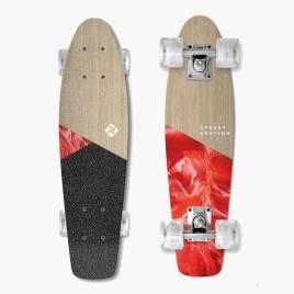 STREET SURFING - Skate Street Surfing Bloody Mary - Castanho - Skate tamanho T.U.