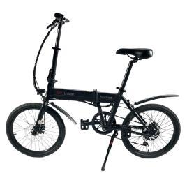 SK8 - Urban Nomad SK8 - Preto - Bicicleta Elétrica tamanho T.U.