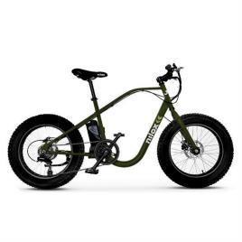 NILOX - Bicicleta Elétrica Nilox J3 - Verde - E-bike tamanho T.U.