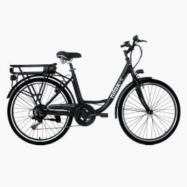 NILOX - Bicicleta Elétrica Nilox J5 - Preto - E-Bike tamanho T.U.