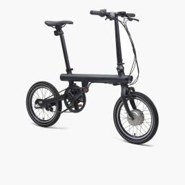 XIAOMI - Bicicleta Elétrica Xiaomi Mi Smart - Preto - Dobrável tamanho T.U.