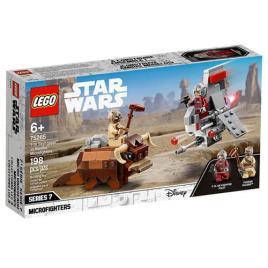 LEGO - Playset Star Wars Microfighters Lego 75265