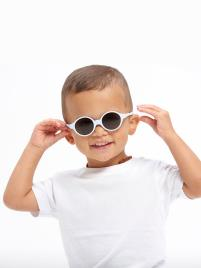 Óculos de sol BEABA para criança, dos 9 aos 24 meses azul claro liso