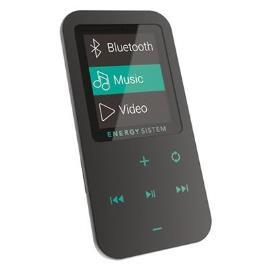 Reprodutor MP4 Energy Sistem 426461 Touch Bluetooth 1,8 8 GB Preto